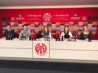 Nationalkader und Heimspiel von Mainz 05 vor Weihnachten